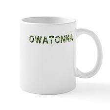Owatonna, Vintage Camo, Mug