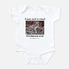 Paws Off Infant Bodysuit