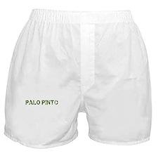 Palo Pinto, Vintage Camo, Boxer Shorts