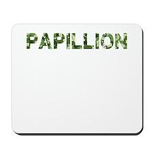 Papillion, Vintage Camo, Mousepad