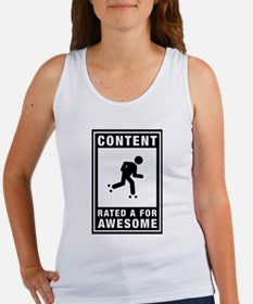 Roller Skating Women's Tank Top