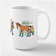 Days 6/5/4 Large Mug