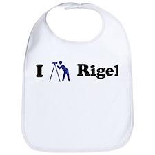 I Stargaze Rigel Bib