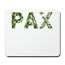 Pax, Vintage Camo, Mousepad