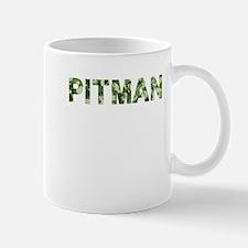 Pitman, Vintage Camo, Mug