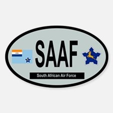 Oval - South African Air Force 1958-1981 Decal