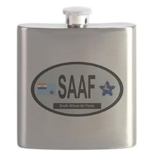 Oval - South African Air Force 1958-1981 Flask