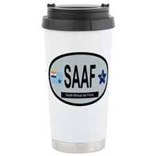 Oval - South African Air Force 1958-1981 Travel Mug