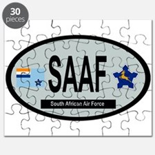 Oval - South African Air Force 1958-1981 Puzzle