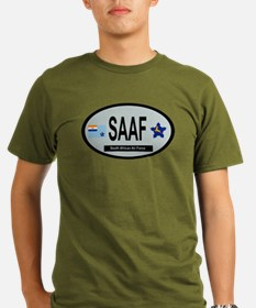 Oval - South African Air Force 1958-1981 T-Shirt