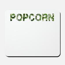 Popcorn, Vintage Camo, Mousepad