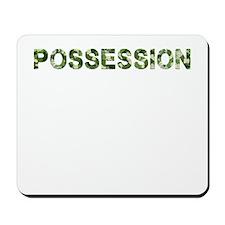 Possession, Vintage Camo, Mousepad