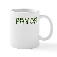 Pryor, Vintage Camo, Mug