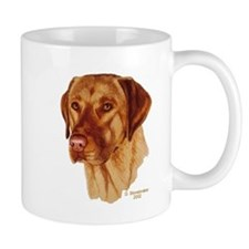 Fox Red Labrador Mug