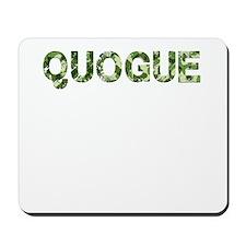 Quogue, Vintage Camo, Mousepad