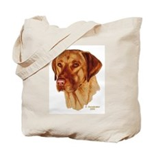 Fox Red Labrador Tote Bag