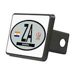 Car Code South Africa 1928-1994 Rectangular Hitch