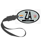 Car Code South Africa 1928-1994 Large Luggage Tag