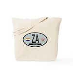 Car Code South Africa 1928-1994 Tote Bag
