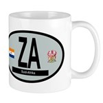 Car Code South Africa 1928-1994 Mug