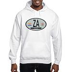 Car Code South Africa 1928-1994 Hooded Sweatshirt