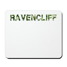 Ravencliff, Vintage Camo, Mousepad