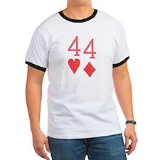 44 Magnum - Pocket Fours Poker T