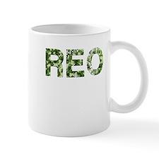 Reo, Vintage Camo, Mug