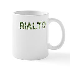 Rialto, Vintage Camo, Mug