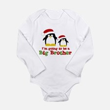 penguin big brother surprise Body Suit