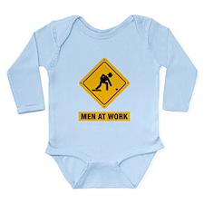 Lawn Bowl Long Sleeve Infant Bodysuit