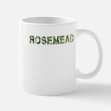 Rosemead, Vintage Camo, Mug
