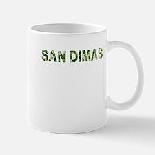 San Dimas, Vintage Camo, Mug