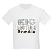 Custom name Big Brother T-Shirt