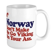 2-Norway Mugs