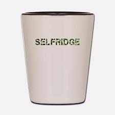 Selfridge, Vintage Camo, Shot Glass