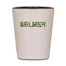 Selmer, Vintage Camo, Shot Glass