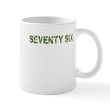 Seventy Six, Vintage Camo, Mug