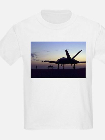 F-117 Nighthawk Kids T-Shirt