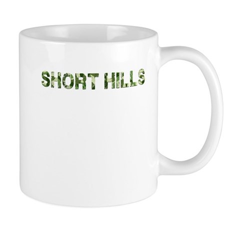 Short Hills, Vintage Camo, Mug