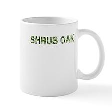 Shrub Oak, Vintage Camo, Mug