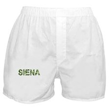 Siena, Vintage Camo, Boxer Shorts