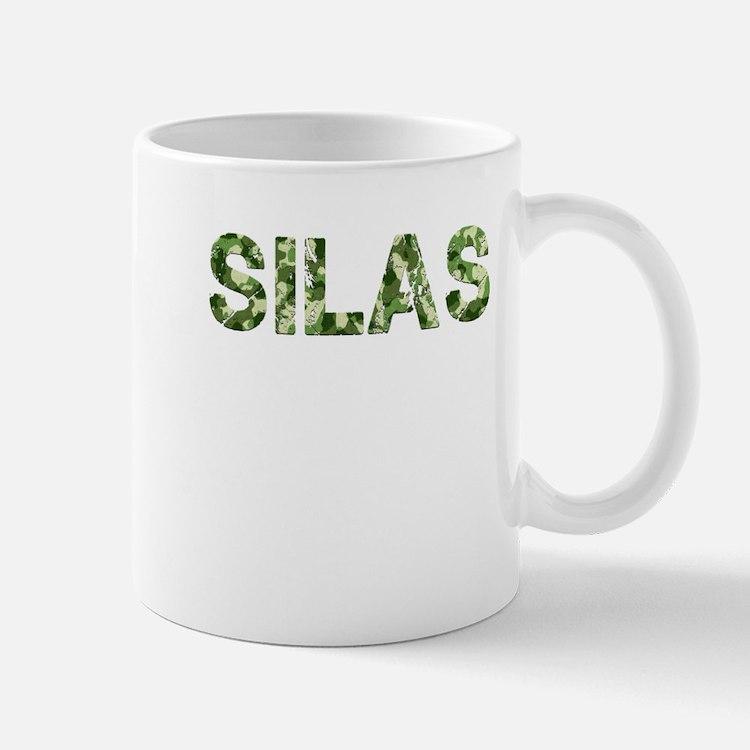Silas, Vintage Camo, Small Small Mug