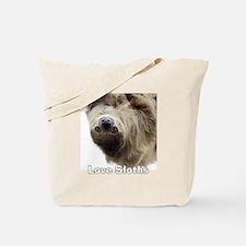 Love Sloths Tote Bag