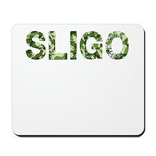 Sligo, Vintage Camo, Mousepad