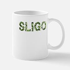 Sligo, Vintage Camo, Mug