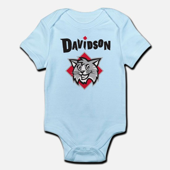Davidson Wildcats Body Suit