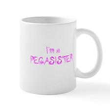 Pegasister Small Mug