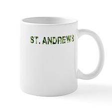St. Andrews, Vintage Camo, Mug