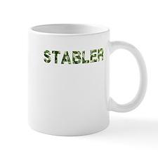 Stabler, Vintage Camo, Mug